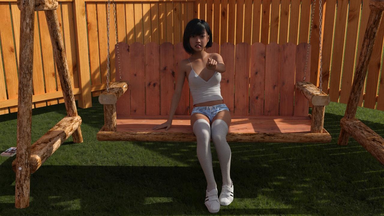 Summer Garden - MySexGames.com